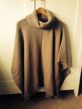 Marks & Spencer ladies cowl neck poncho