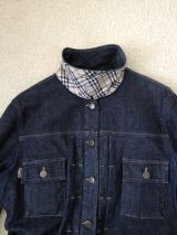 100% Authentic Burberry Denim Jacket