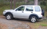 Land Rover Freelander TD4 SE Manual