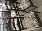 Oak Dining Table & 4 Chairs